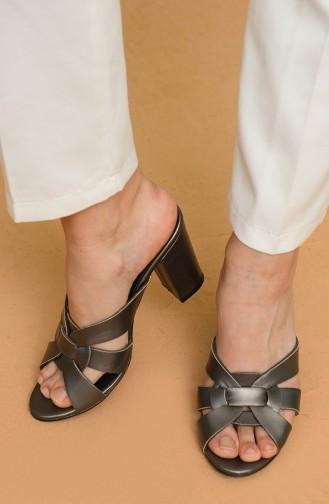 Platinum Summer Slippers 1362-19