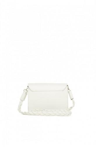 White Shoulder Bags 8682166070800