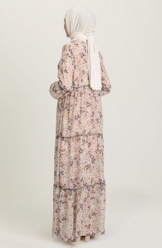 فستان بيج 21Y8278A-04