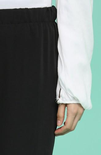 Pantalon Noir 1031-01