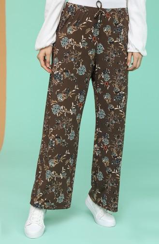 Brown Pants 1335-01