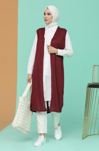 Claret Red Waistcoats 1561-02