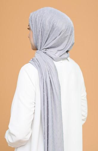 Gray Shawl 14525-03