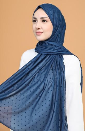 Châle Bleu Marine 14525-04