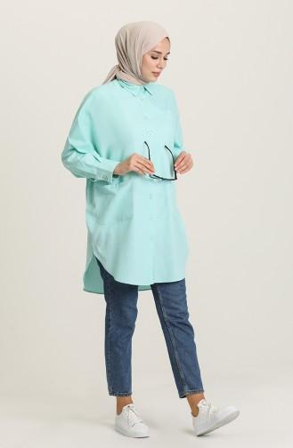 Mint Green Tunics 2533-14