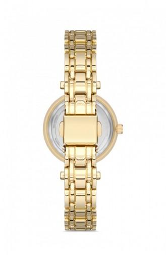 ساعة لون ذهبي 1130421YS10-001-113