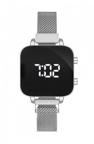 Silver Gray Wrist Watch 1130421YS10-022-112