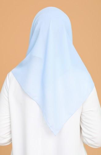 Echarpe Bleu Bébé 13031-25