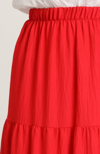 تنورة أحمر 1020211ETK-11