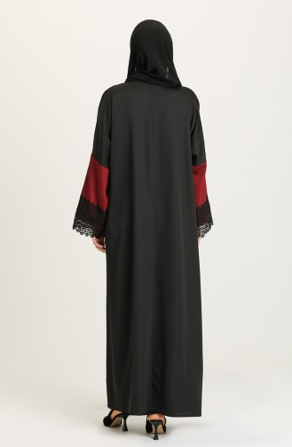 Abayas Noir 0102-03