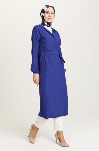 Saxon blue Mantel 1429-01
