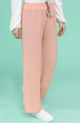 Pantalon Saumon 4482-02