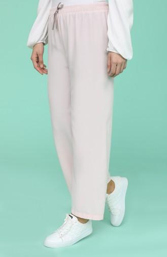 Pantalon Poudre clair 4482-15