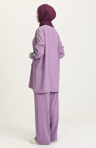 Violet Suit 2022-01