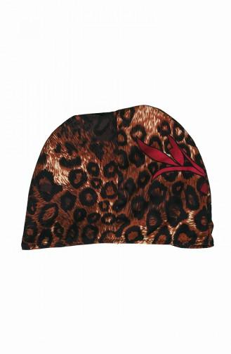 Schwarz Hijab Badeanzug 0127-07