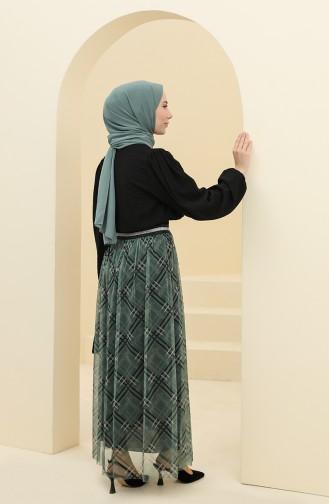 Green Skirt 0050-02