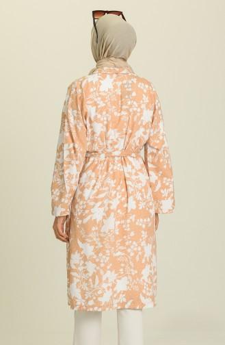 Beige Kimono 5380-06