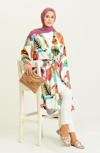 Kimono Fushia 3287-02
