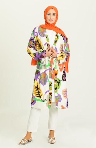 Kimono Pourpre 3287-04
