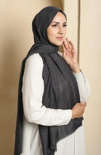 شال أسود فاتح 90130-04