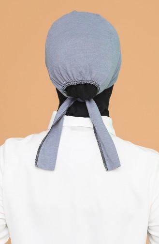 القبعات رمادي داكن 190366-02