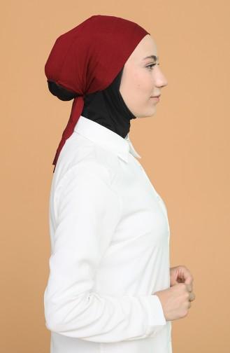 القبعات أحمر كلاريت 190366-12