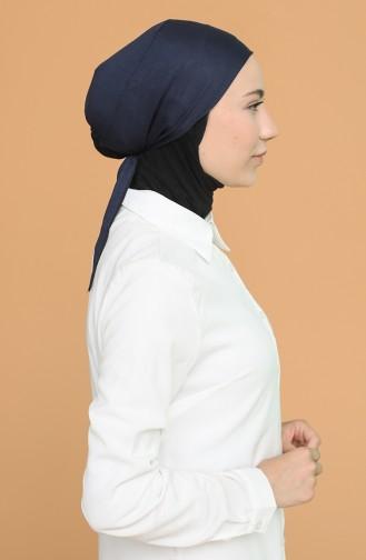 القبعات أزرق كحلي 190366-18