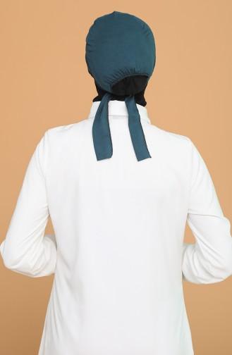 القبعات أزرق زيتي 190366-19