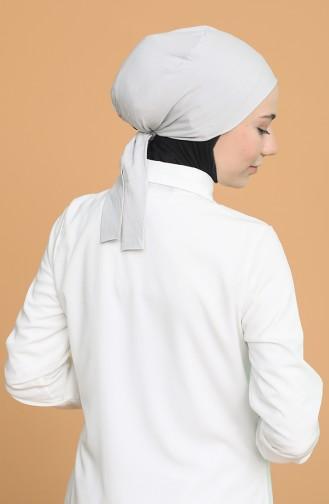 القبعات رمادي فضي 190366-20