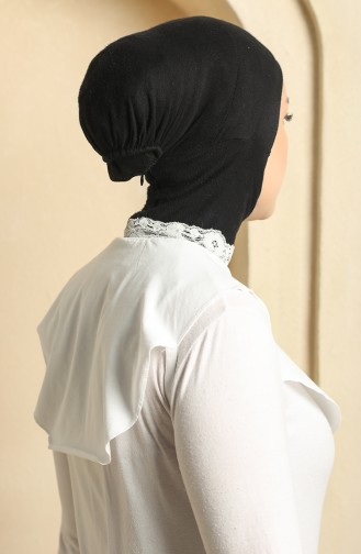 Cache-col Blanc 190399-01