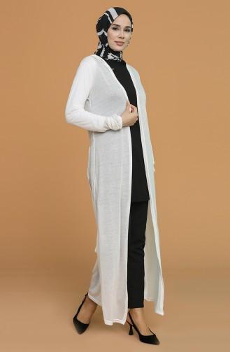 كارديجان أبيض 1645-02