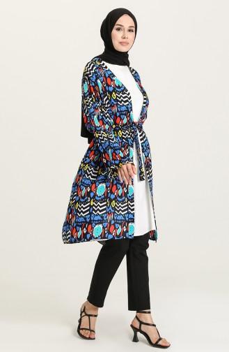 Kimono Noir 3287-10