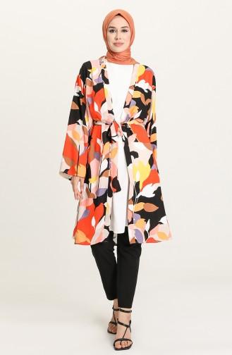 Black Kimono 3287-11