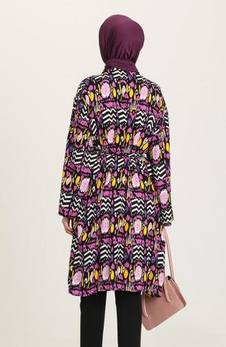 Kimono Pourpre 3287-13