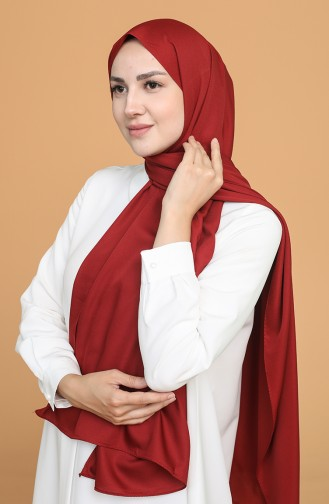 Claret red Sjaal 1027-04