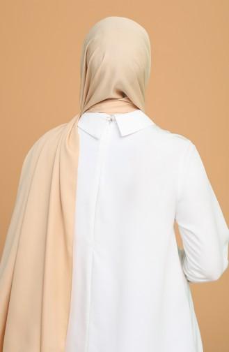 Beige Sjaal 1027-10