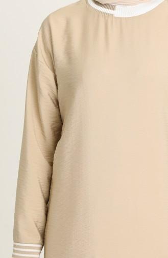 Beige Suit 1020212TKM-05