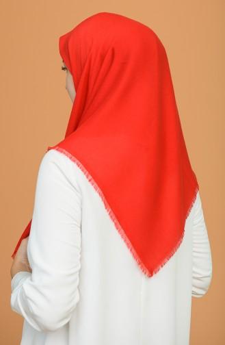Rot Kopftuch 15210-14