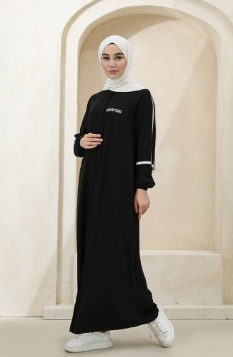 Black Abaya 1907-01