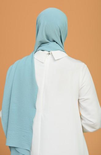 Turquoise Shawl 1370CZ-08