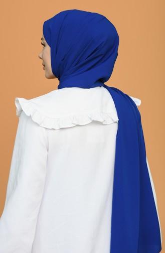 Châle Bleu Nuit 2573PRS-03