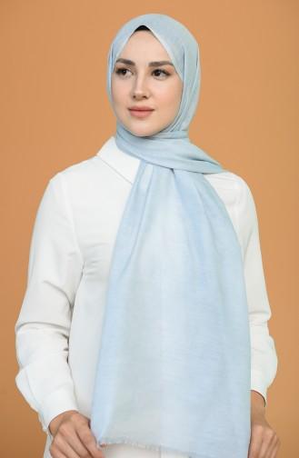 Châle Bleu Glacé 1032-10