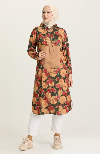Khaki Tunics 71318-04