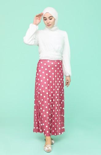 Dusty Rose Skirt 61046-02