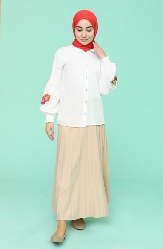 قميص أبيض 71237-01