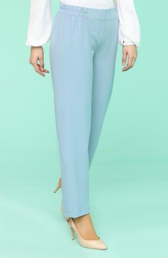 Ice Blue Pants 2034-04