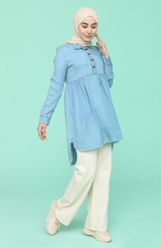 Tunique Bleu Jean 71323-01