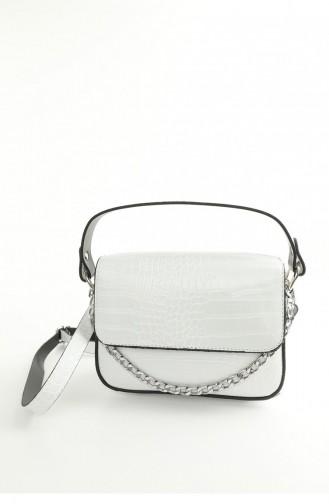 White Shoulder Bags 8902712017272
