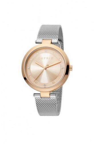 Silver Gray Wrist Watch 1L165M0095