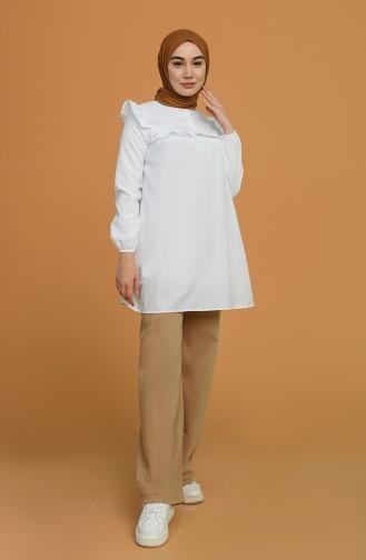 Tunique Blanc 3001-01